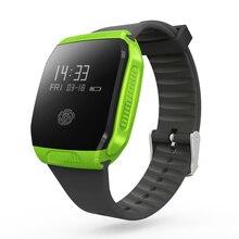 Wasserdichte E07S Bluetooth 4,0 GPS Smart-Armband Sport Tracks Schrittzähler Armband Smartwatch für IOS Android Telefon Facebook