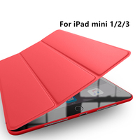 Zimoon New Case For Apple IPad Mini 1 2 3 Silicone Full Package Super Thin Soft