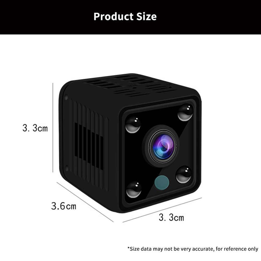 Мини Wifi ip-камера 1080 P CCTV наблюдения умный дом безопасности камера s беспроводной встроенный аккумулятор ИК Аудио Камара де seguridad