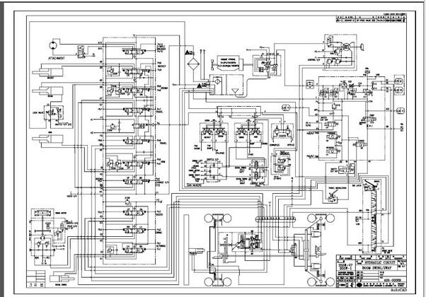 Daios Doosan Hidraulic Diagrams 2015 For Doosan Wheel