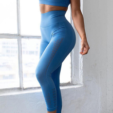 Newest Energy Seamless Leggings High Waist Women Fitness Workout Yoga Pants Push Up Hip Super Stretchy Sports Running GYM Tights