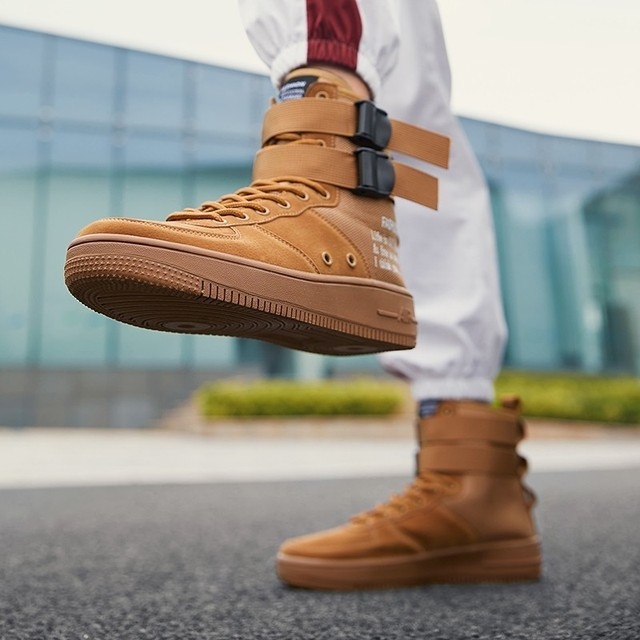 Fashion High Top Hip Hop Boots 10