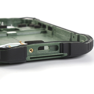 Image 4 - Alesser עבור Blackview BV6000 סוללה כיסוי מקרה עם מקרין סרט החלפת מגן סוללה כיסוי עבור Blackview BV6000