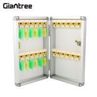 Key Storage Organizer Boxes Digital Secure Security Safety Key Box Cabinet Box Cash Secret Lock Company