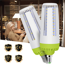 Lamp Corn LED Bulb E27 No Flicker E14 220V Light 10W 15W 20W 5736 Smart IC High Power 42 60 78leds Home