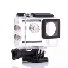 Série SJ4000 Câmera de Ação À Prova D' Água Caso Caixa Caixa Da Câmera Subaquática de Mergulho 30 M À Prova D' Água Caso para o Esporte Cam