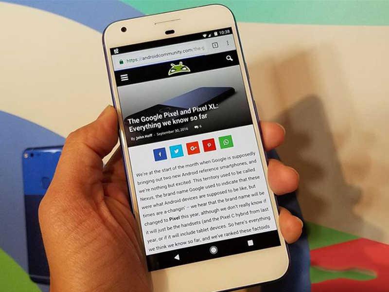 Original Unlocked Google Pixel XL 5.5'' inch Quad Core Single sim 4G LTE Android cellphone 4GB RAM 32GB/128GB ROM smartphone