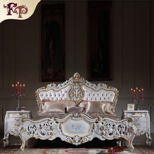 classic italian antique bedroom furniture-antique baroque european furniture