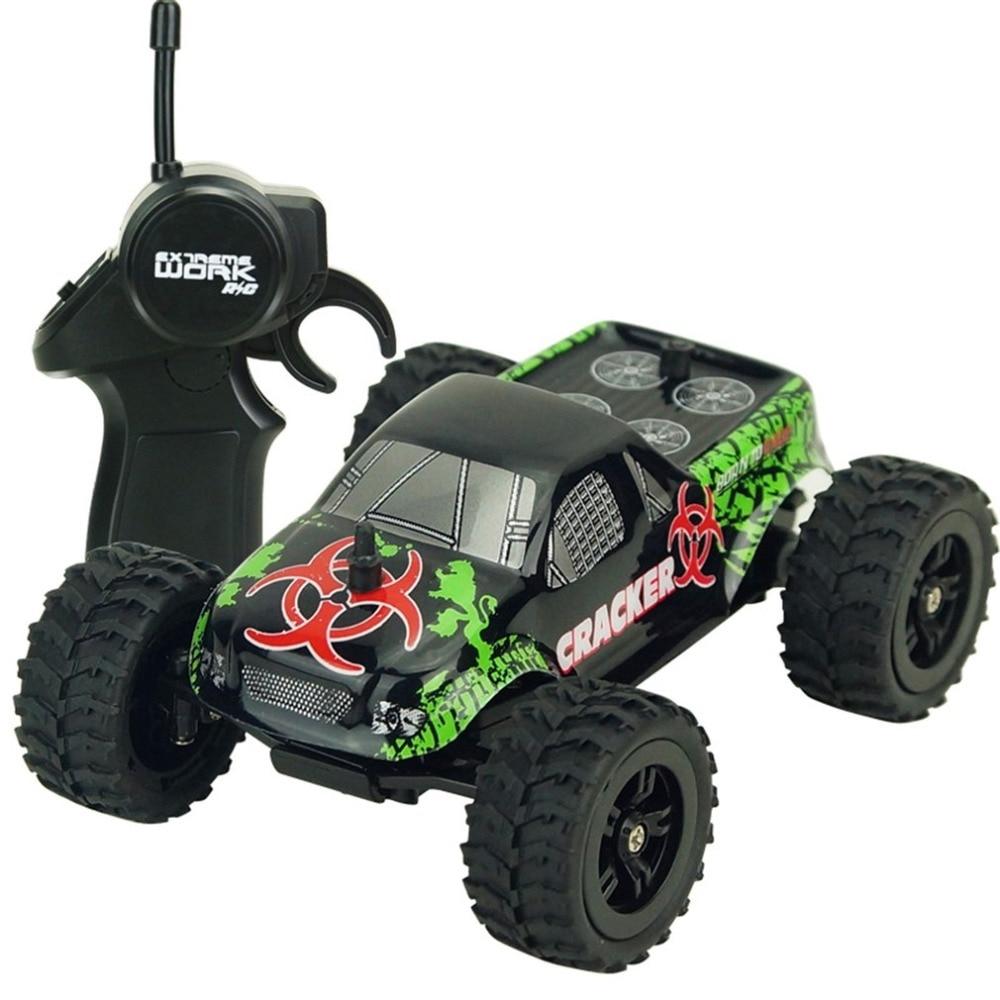 OCDAY 1:32 escala completa 4CH 2WD 2,4 GHz Mini todoterreno RC coche de carreras vehículo de alta velocidad 20 juguete remoto para niños
