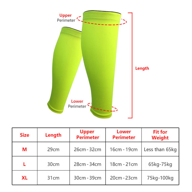 Albreda men & women camada base de compressão manga perna ciclismo aquecedores de perna correndo futebol basquete esportes bezerro apoio 7 cor 6