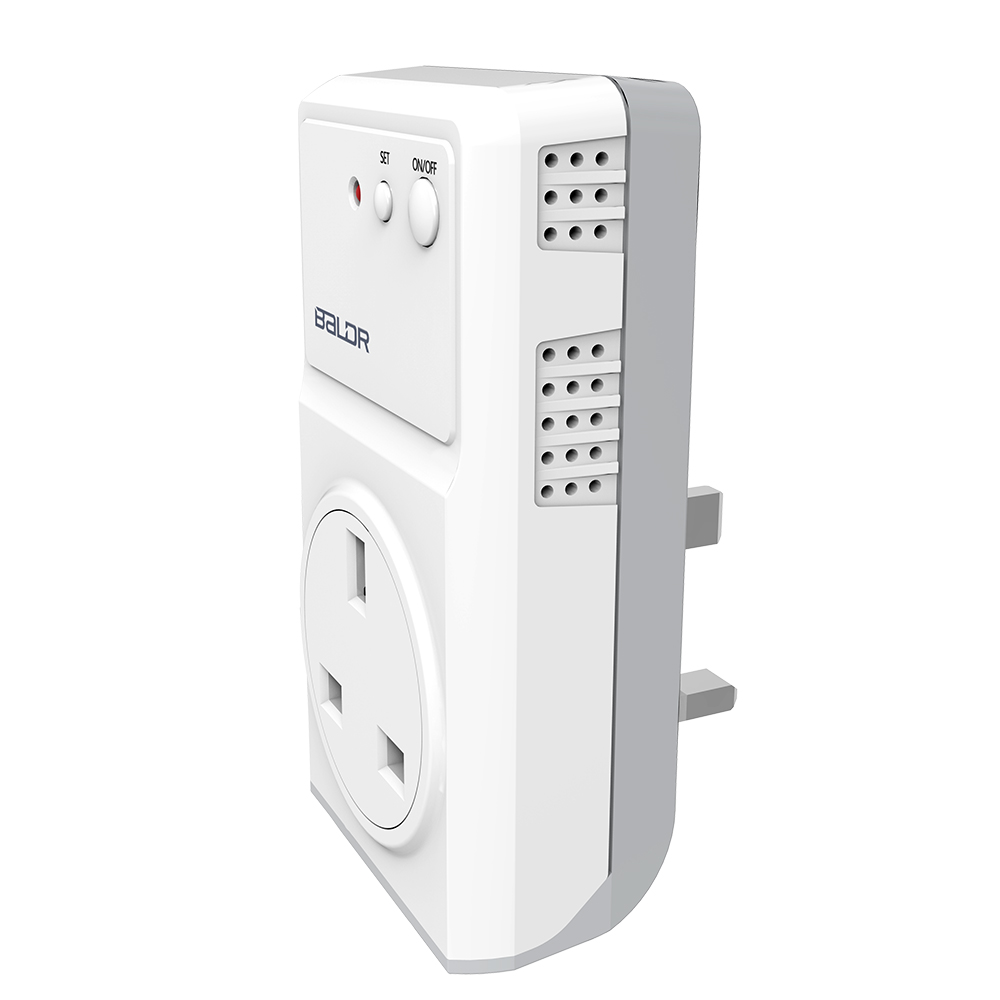 Baldr Wireless RF Remote Control Switches Socket Power Outlets ...