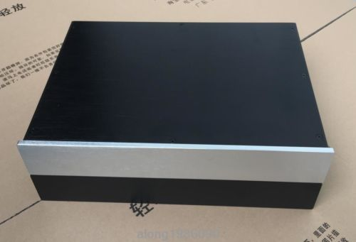 sep-store BS4307 Aluminum chassis preamp case DAC cabinet Power supply box колпак diffusor k60 1