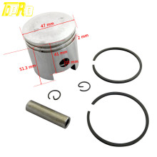 47MM piston pin ring for the 60 ml 50cc66cc80CC engine car bike bicycle free shipping
