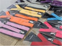 Multicolor Suspender Trousers Sling Strap Unisex Suit Pants Sling Belt