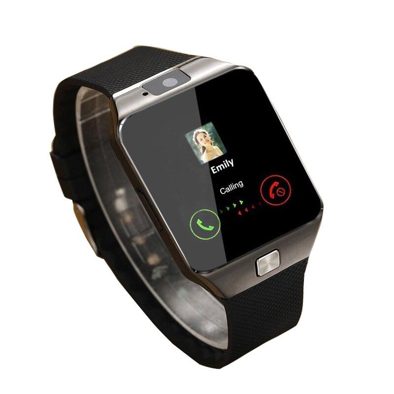 2df55c53a New Smartwatch Intelligent Digital Sport Gold Smart Watch Pedometer For Phone  Android Wrist Watch Men Women s Watch