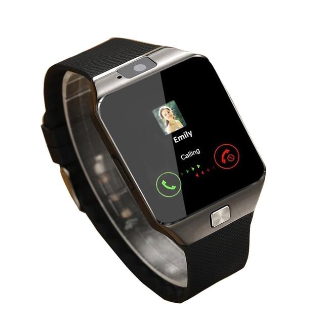 חדש Smartwatch אינטליגנטי דיגיטלי ספורט זהב חכם שעון מד צעדים עבור טלפון אנדרואיד שעון יד גברים נשים של שעון