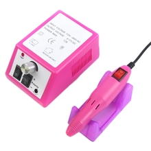 Hot Professional Electric Nail Drill Machine Manicure Pedicure Files Tools Kit Polisher Grinding Glazing For Gel
