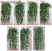 1 шт 90 см Искусственный плющ листовые искусственные растения