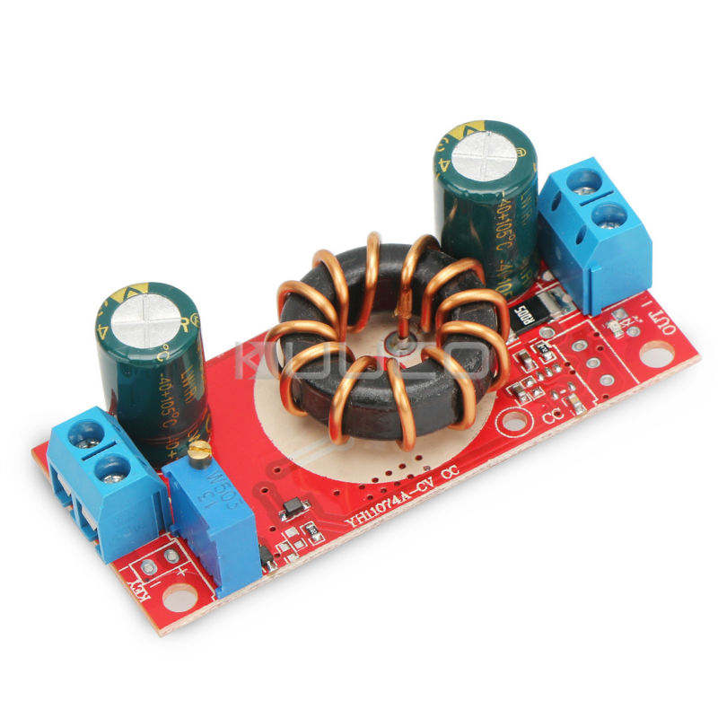 Power Converter DC 4~30V to 1.2~30V 10A Buck Power Supply Module/Voltage Regulator DC 5V 12V 24V Adapter/Driver/Charger 100w switching power supply ac110 220v to dc 12v 8 5a buck converter voltage regulator dc 12v adapter power supply module driver
