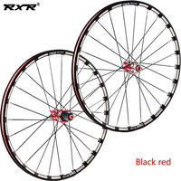 RXR 7 11 Speed Thru Axle/QR MTB Bike Wheels 26/27.5/29 Carbon Fiber Hub MTB Wheels Disc Brake 5 Bearings Bicycle Wheelsets