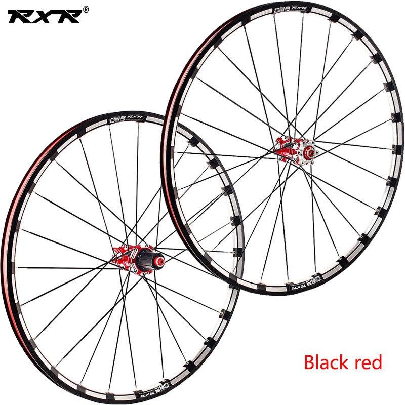 RXR 7-11 Velocidade Através Do Eixo/QR MTB Rodas Da Bicicleta 26/27. 5/29