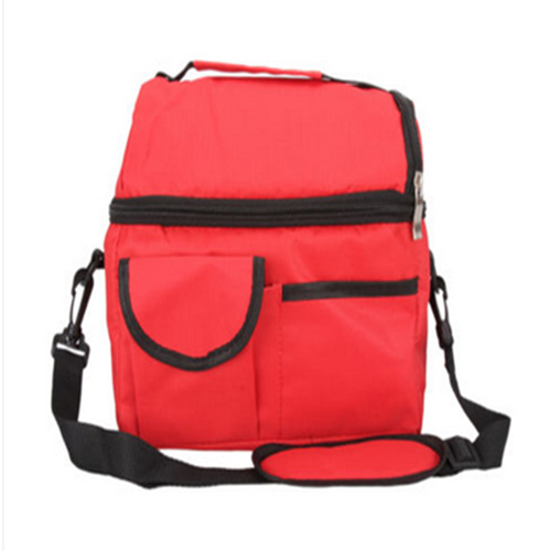 ABDB insulated cooler bag lunch changing storage foldable picnic cooler bag