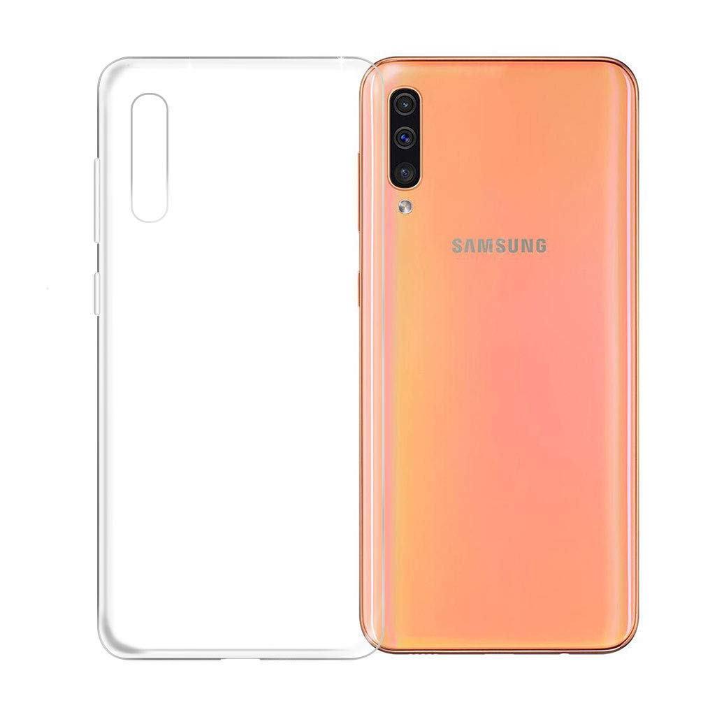 For <font><b>Samsung</b></font> Galaxy <font><b>A10</b></font> A20 A30 A40 A50 A70 A80 Phone Case Transparent TPU Silicone Cases <font><b>Coque</b></font> Fundas Capa A 50 30 20 40 image