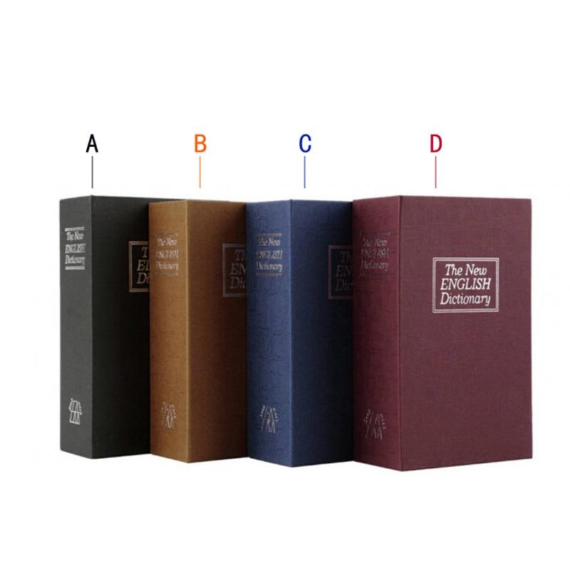 Dictionnaire tirelire caché livre secret conception objets de valeur - Décor à la maison - Photo 2