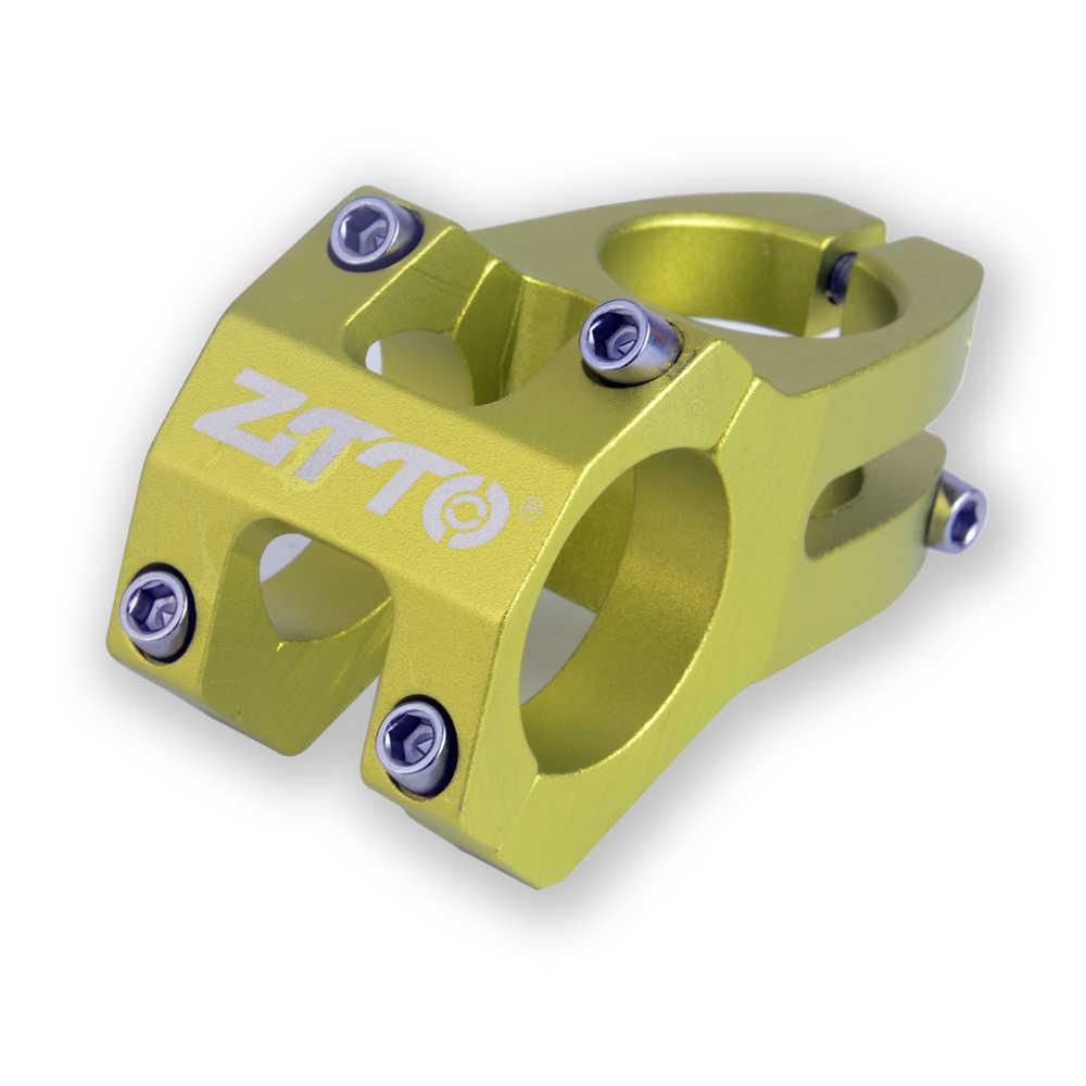 ZTTO Enduro высокопрочный 45 мм легкий 31,8 мм CNC обработанный стержень для XC AM MTB горного велосипеда