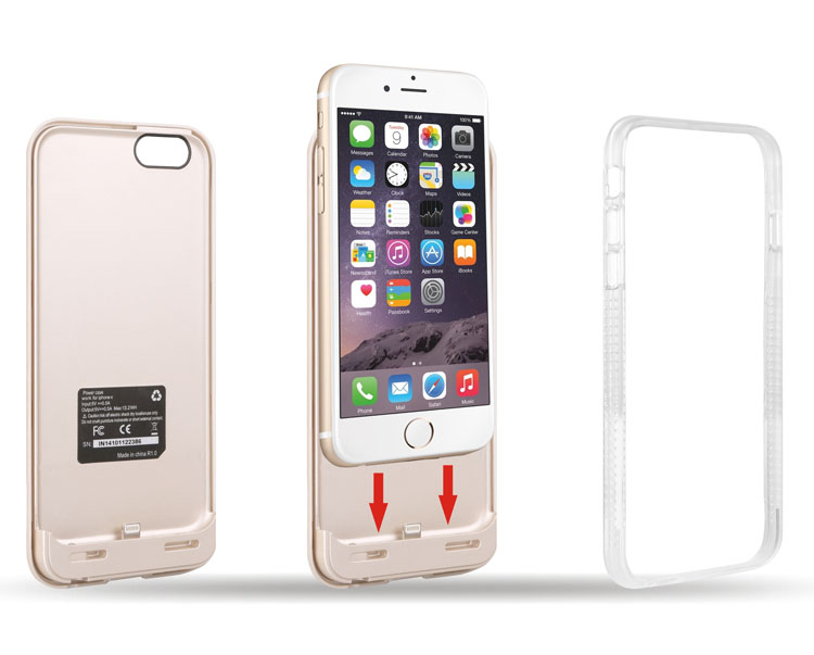 chargeable case iphone 6