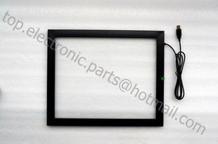 15 inch 15 Infrared touch screen touch panel digitizer for Kiosk POS ATM device free shipping