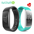 iWOWNFit i6 Pro Heart Rate Monitor Smart Band Multi Sport Record Management Fitness Tracker for IOS android pk xiaomi mi band 2
