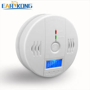 Earykong Carbon-Detector Alarms Monoxide Home-Security NEW Your Perfect