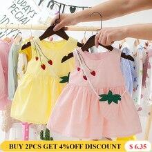 9bbf74f28678b Galeria de bebe yellow dress por Atacado - Compre Lotes de bebe ...