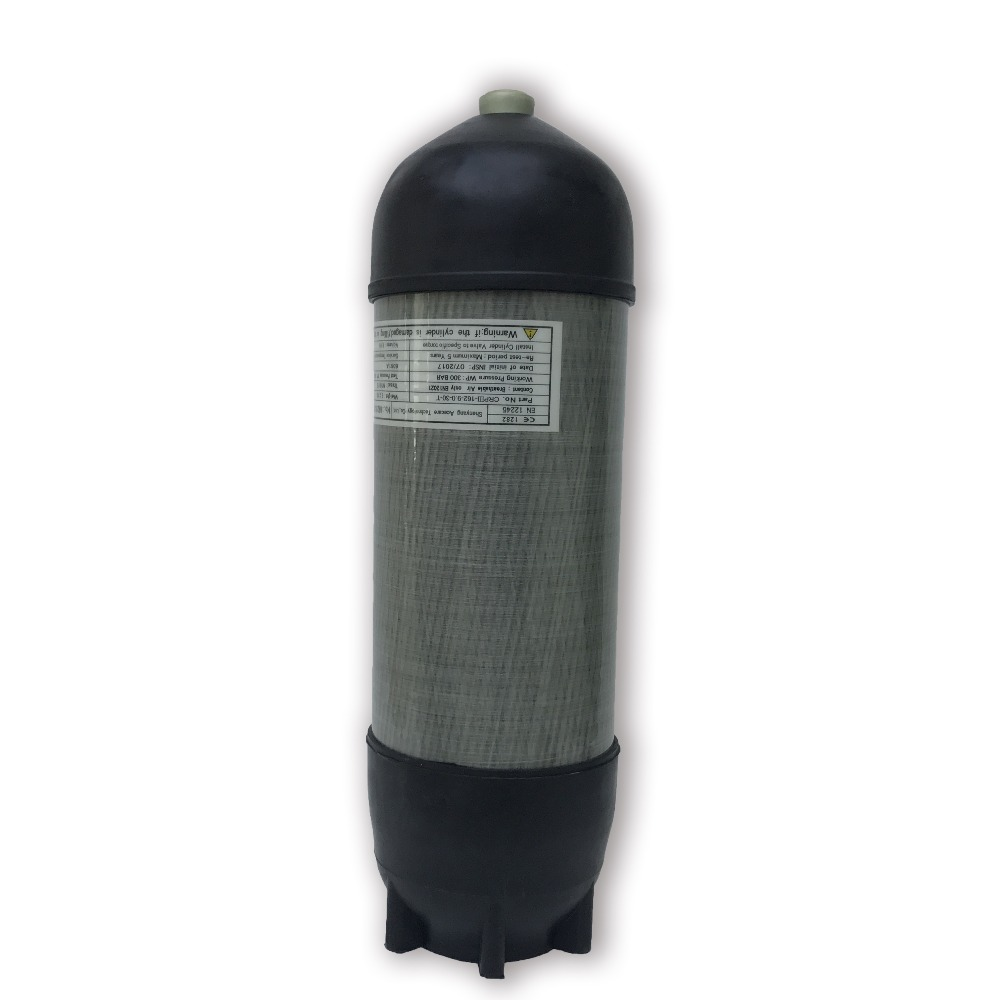 AC10991 High Pressure Gas Cylinder Tank Cover&Boot To Hunt&Dive  Compressed Scuba Bottle Rifle Pcp AirGun FireFighter Equipment