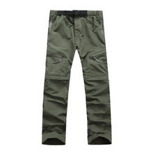 2017 New Men's Hiking Pants Outdoor Sport Camping VA035