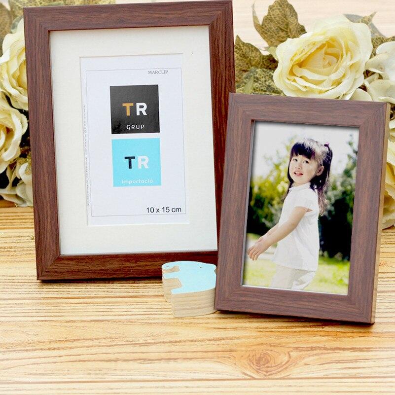 Cuadro colorido Marcos fotos barato Marcos boda simple pareja imagen ...