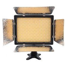 WanSen W300 LED Video Camera Light Studio Фотография Освещение Для Камеры 18 Вт 6000 К/3200 К