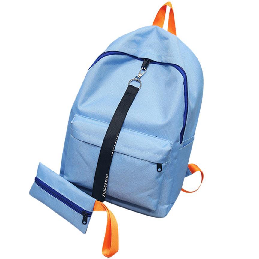 Composite Student Shoulder Backpack Bag Clutch Gift Backpack Nyloon Backpacks Women Waterproof Backpacks Casual Daypack Bags#23