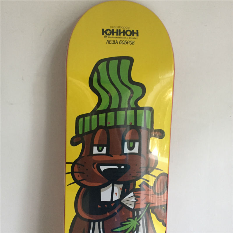 UNION skateboarding deck  (28)