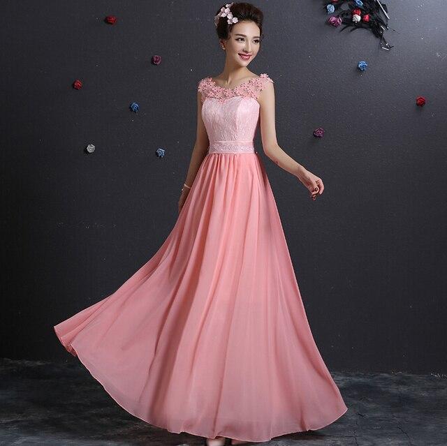 Vestido de festa formales modestos señoras vestido de fiesta ...