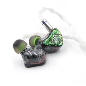Image 2 - Fearless Audio S8Pro S8Freedom Knowles+Sonion 8BA Drivers In Ear Earphones Monitor Premium HiFi IEM 0.78mm 2Pin Detachable Cable