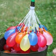 111 stks/zak Novelty Speelgoed Kinderen Grappig Speelgoed Ballon Stelletje Ballonnen Water Bommen Vullen snel vullen magic water