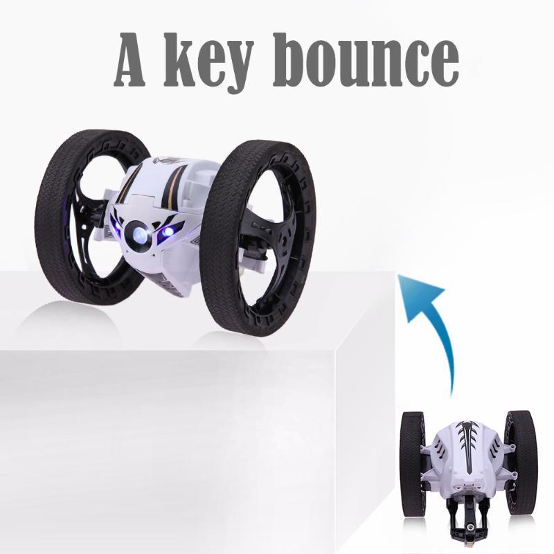 2.4 г rh803 отказов stunt car прыжки автомобиля RC Игрушечные лошадки с легкой музыки дети Дистанционное управление робот автомобиль Игрушечные лош…