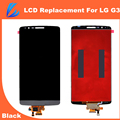 LL TRADER Free Shipping Black Touch Screen for LG G3 D850 D851 D855 LCD Display + Touch Replacement Parts Digitizer High Quality