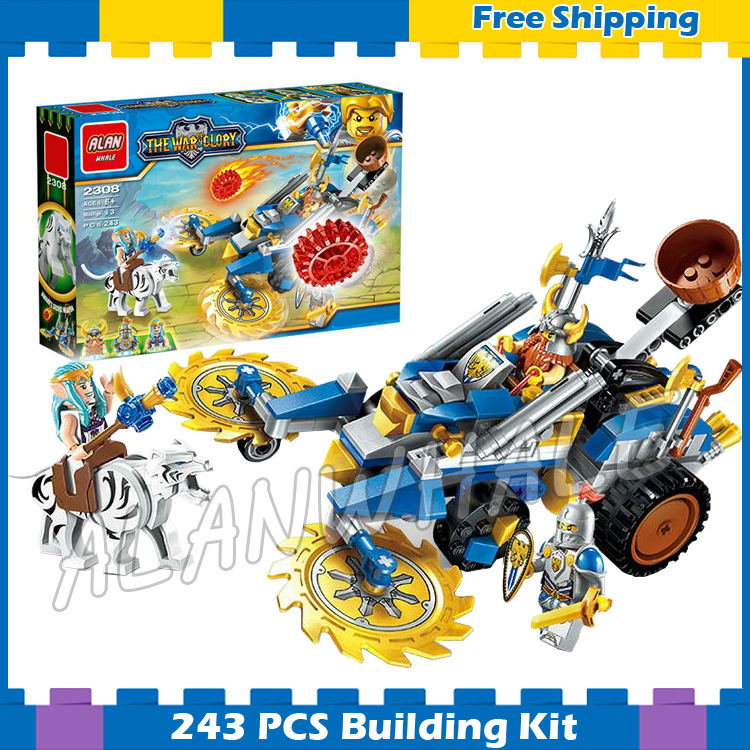 243pcs The War Human VS Elves Priestess of the Moon Demolisher Model Building Gifts sets Blocks Kit Games Compatible with lego