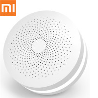 Original Xiaomi Mi Smart Multifunctional Gateway Upgrade WiFi Remote Center Control 16 Million RGB Lights Home Security Device