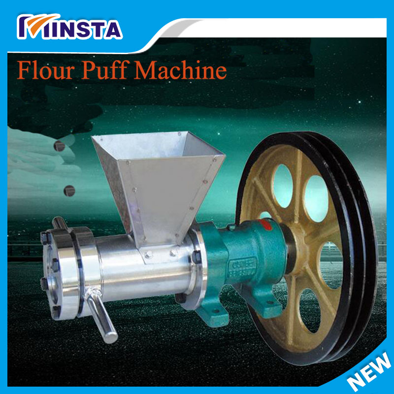 Multifounction wheat flour extruder machine free shipping 109 wheat
