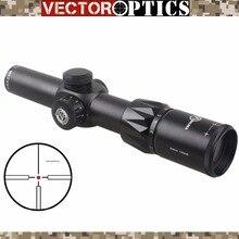 Векторная Оптика Grimlock 1-6x24 ИК компактный охотничий прицел с подсветкой красный зеленый точка#4 Сетка прицел