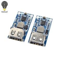 9 в 12 В 24 В до 5 В 3A USB понижающий регулятор напряжения Модуль DC-DC конвертер зарядное устройство для телефона автомобильный блок питания WAVGAT